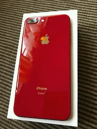 RED iPhone 8 Plus for sale Alabama