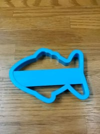 Fish Cookie Cutter  Barrie