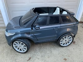Power Wheel Range Rover Sport
