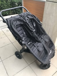 Double Stroller- city mini GT Burnaby, V5A 4G8