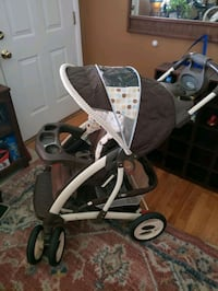 Graco stroller like new  West Des Moines, 50265
