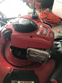 Gas Mower with ability to use for power washer Centerton, 72719