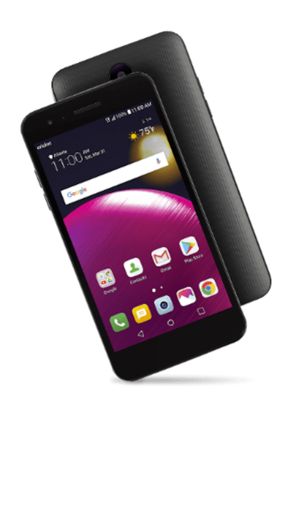 Used LG Fortune 2 for sale in HAGAMAN - letgo