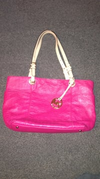 Michael Kors pink shoulder handbag, tote, purse Washington, 20007