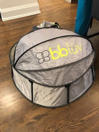Baby travel cover/tent