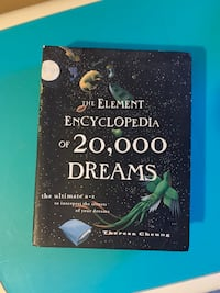The element encyclopedia of 20,000 dreams-Theresa Cheung-Book