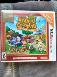 Animal Crossing New Leaf for Nintendo 3DS