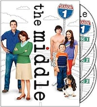 NEW SEALED >>> The Middle: The Complete First Season (DVD) Toronto, M6A 2T9