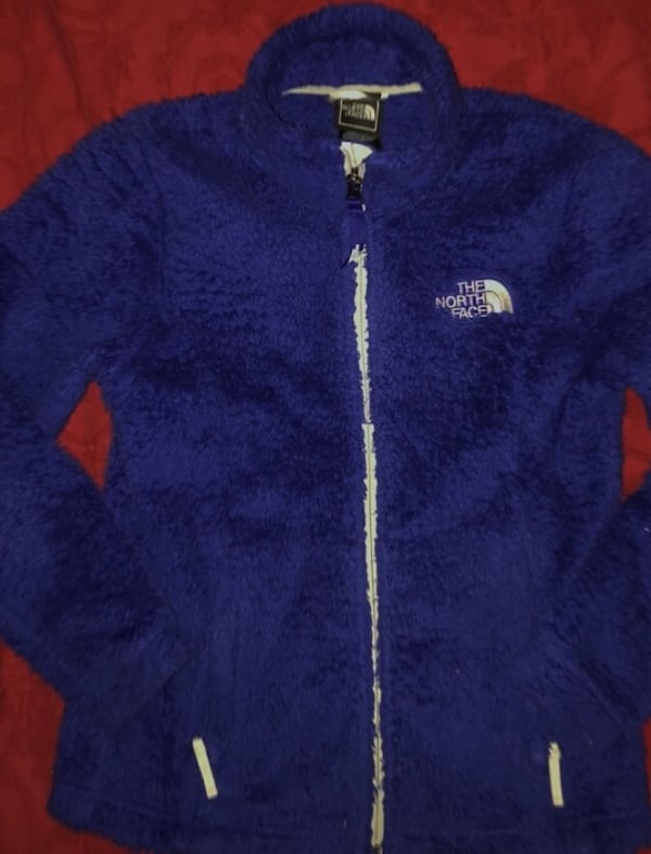 North Face girls jacket 1