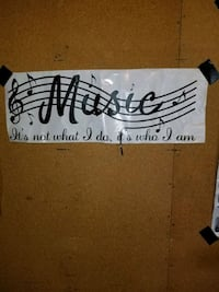 Music Lovers Wall Decor
