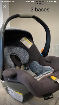 Chicco KeyFit 30 infant car seat Fairfax, 22031