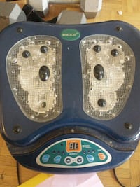 Lifeforce  foot massager Ontario, M9N 0A3