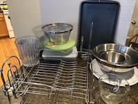 Lot of 13 Kitchen Items $10 for all Manassas