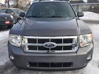 2011 Ford Escape XLT 123878km