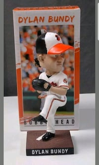 Dylan Bundy Bobble Head Rockville, 20850