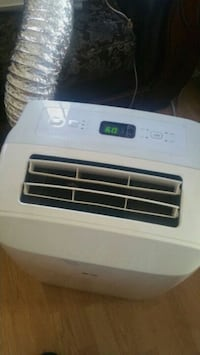 white LG portable air conditioner Norwalk, 90650
