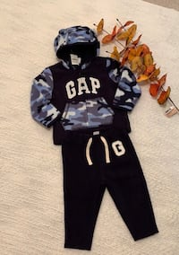 Gap Hoodie and pants set