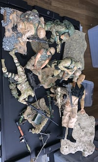 Toy soldiers collectibles