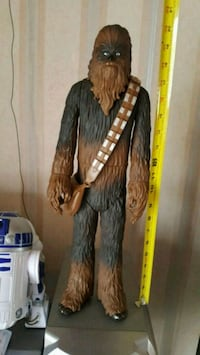 """20"""" Chewbacca Action Figure"""