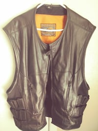 3xl leather vest Fort Worth, 76112