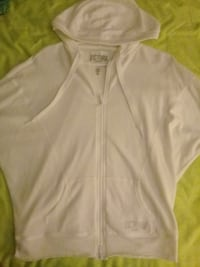 Victoria Secret sleeveless hoodie
