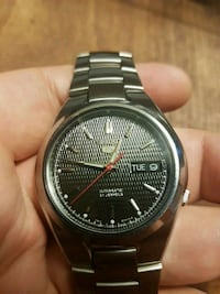 Vintage Seiko 5 automatic day/date Mississauga, L5B
