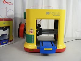 Like new 3D printer ~ XYZ Da Vinci - $130