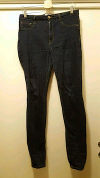 Highwaist Denim jeans Oslo, 0365