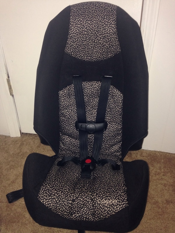Used Black And Gray Cosco Car Seat For Sale In Monroe Letgo