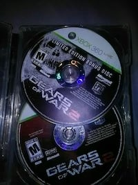 Xbox 360 Madden NFL 16 game disc