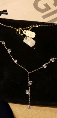 14K Gold Necklace Alexandria