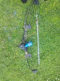 black and green compound bow Houston, 77042