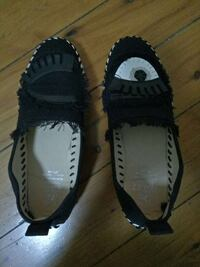 pair of black smoking loafers Burwood, 2134
