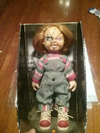 Motion activated Chucky doll Laurel, 19956