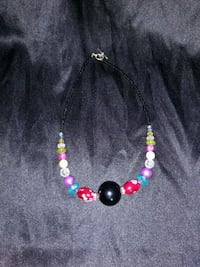 white, red, and blue beaded necklace San Antonio, 78238