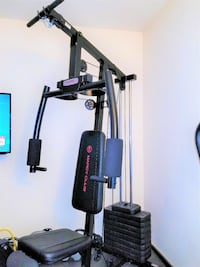 Home Gym, great deal!!!