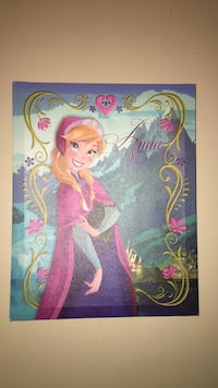 Picture (Frozen, Anna) Salem, 24153