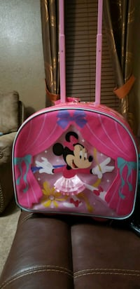Minnie mouse suitcase  Austin, 78754