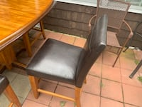 table and chairs with rear connecting bench Haverhill, 01830