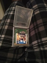 Harry Potter chamber of secrets Gameboy color game Summerville