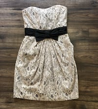 H&M strapless lace dress  Edmonton, T6H