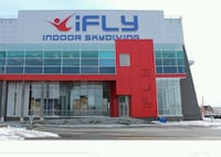 2 Indoor sky diving sessions Toronto, M3C 3N6