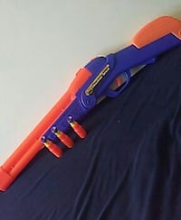 orange and blue toy gun Abington, 19001