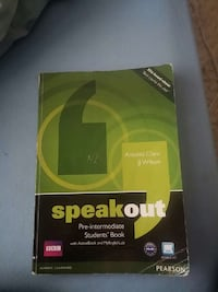 Speakout students' book