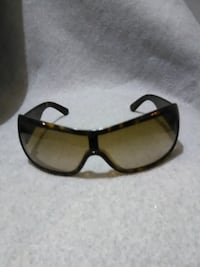 item 1 VERSACE 4098 Sunglasses Tortoise Shell Shield MADE IN ITALY Gradient Lens RARE! - VERSACE 4098 Sunglasses Tortoise Shell Shield MADE IN ITALY Gradient Lens RARE! Edmonton