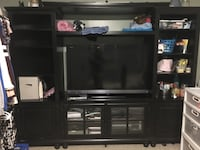 Wooden TV Stand Lowell, 01850