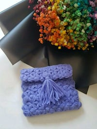 purple and pink floral knit cap Singapore