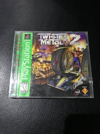 Twisted Metal 2 Ps1 Whitby, L1P