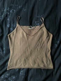 Brown tank top Tustin, 92780