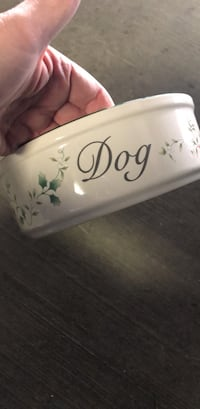 Pfaltzgraff dog food or water dish North Las Vegas, 89084